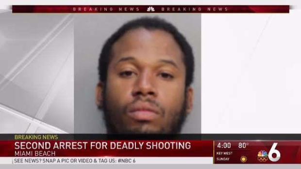[MI] Second Arrest Made in Fatal Miami Beach Shooting