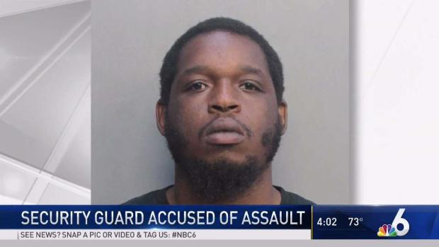 [MI] Security Guard Accused of Punching Student in Miami Gardens