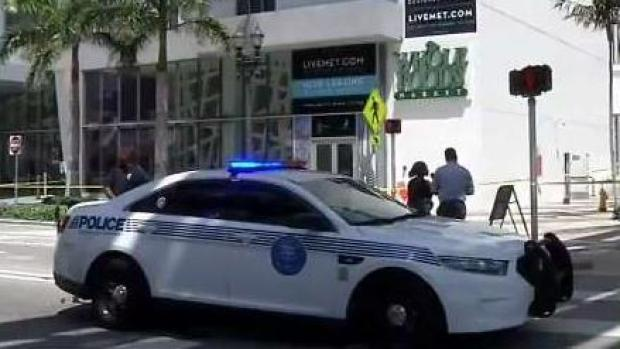 [MI] Shooting in Downtown Miami Outside of Whole Foods
