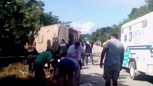 South Fla. Grandmother Among Dead in Mexico Bus Crash