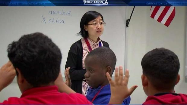 [MI] South Florida Classrooms Host Teachers from China