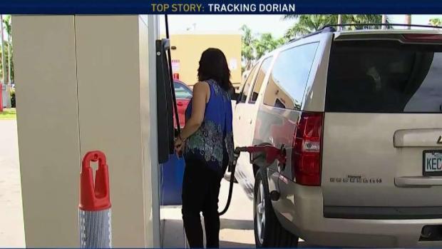 [MI] South Florida Getting Prepared for Possible Dorian Hit