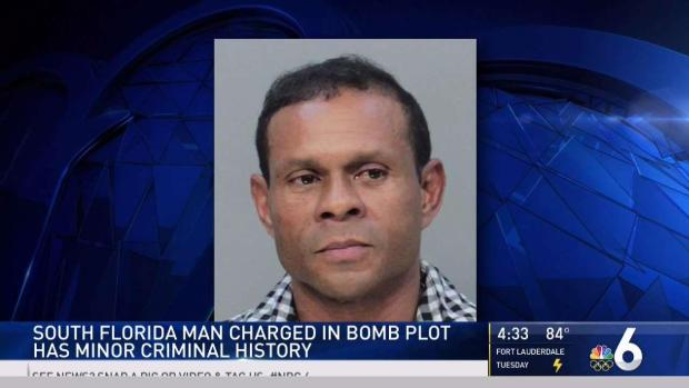 [MI] South Florida Man Charged in Dolphin Mall Bomb Plot