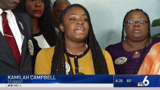 [MI] South Florida Student Speaks Out About SAT Controversy