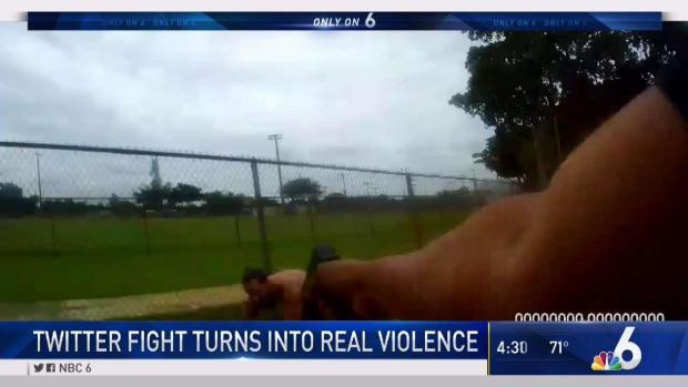 [MI] South Florida Twitter Dispute Turns Violent