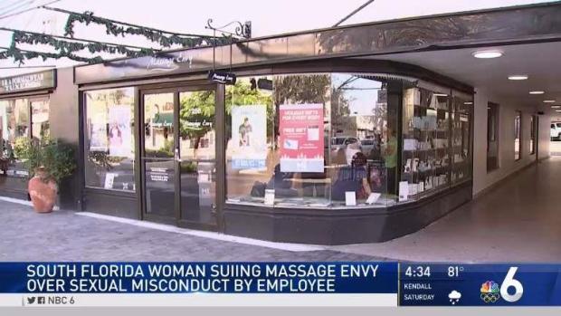[MI] South Florida Woman Suing Massage Envy