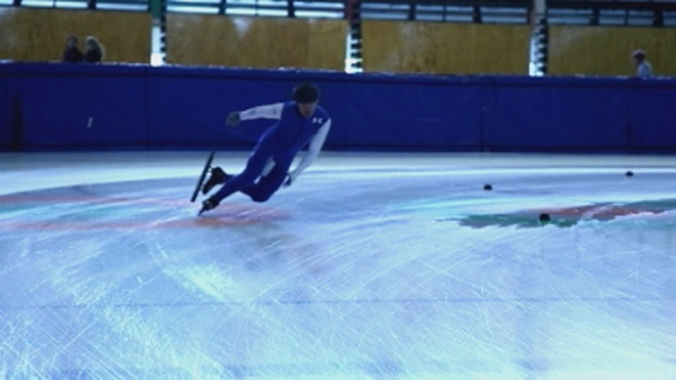[MI] South Florida's Best Hopes at Sochi May Lie With 2 Speedskaters