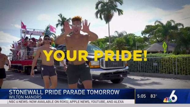 [MI] Stonewall Pride Parade in Wilton Manors