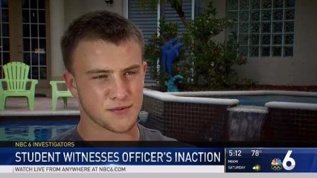 [MI] Student Witnessed Stoneman Officer's Inaction