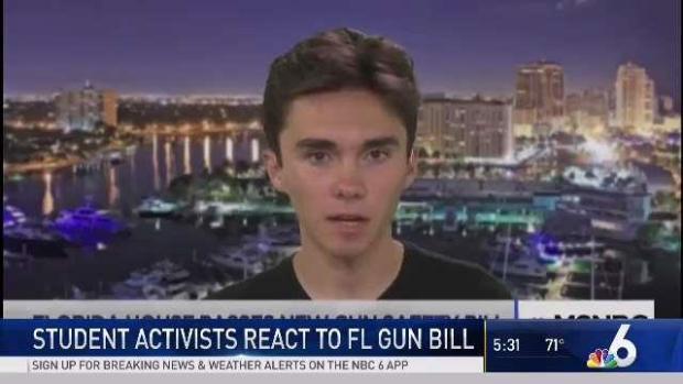 [MI] Students Activists React to Florida Gun Bill