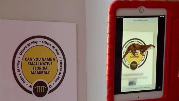 [MI] Students Create Augmented Reality App With Project Innovation Grant