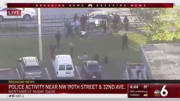 [MI] Suspects in Custody in NW Miami-Dade