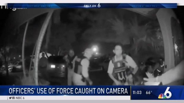 [MI] Sweetwater Officer's Use of Force Caught on Camera