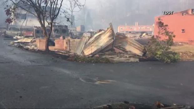 [NATL] 'This Is a Fire for the History Books': Tennessee Fire Chief