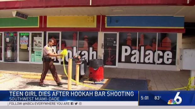 [MI] Teen Girl Killed in SW Miami-Dade Hookah Bar Shooting
