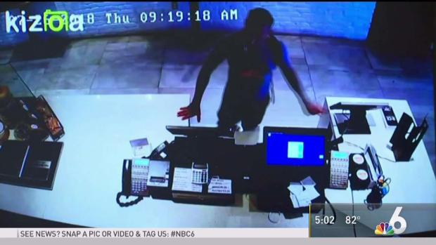 [MI] Thief Takes Money Out of Register at South Miami Eatery