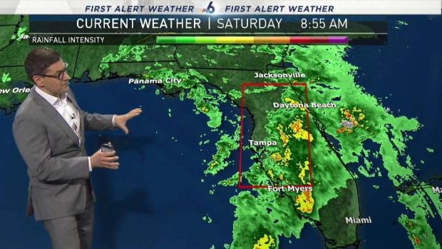 [MI] Tropical Storm Nestor Saturday Morning Update