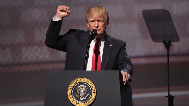 Trump: 'Responsible Gun Ownership Saves Lives'