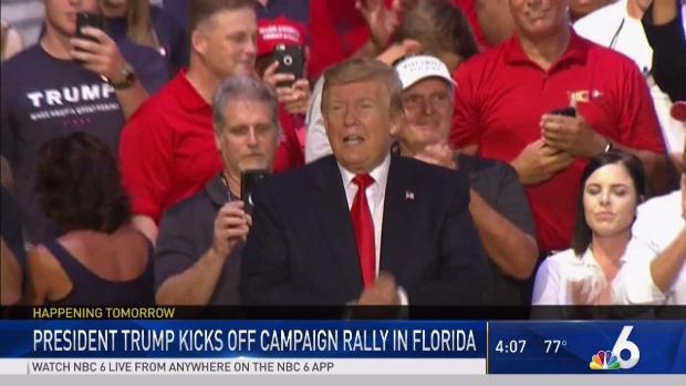[MI] Trump Holding Campaign Rally in Orlando