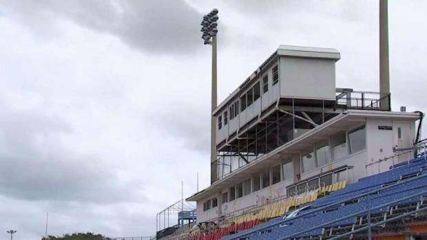 [MI] Two Groups Compete for Lockhart Stadium Site