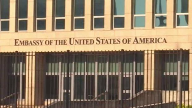 [MI] U.S. Plans Withdrawal of Staff from Embassy in Cuba
