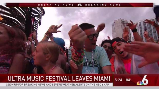 [MI] Ultra Music Fest Leaving City of Miami