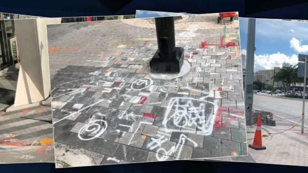 Unsightly Mess in Miami During 5G Installations