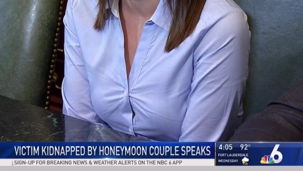 [MI] Victim Allegedly Kidnapped by Honeymooning Couple Speaks