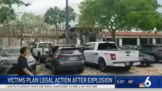 [MI] Victims Plan Legal Action in Plantation Explosion