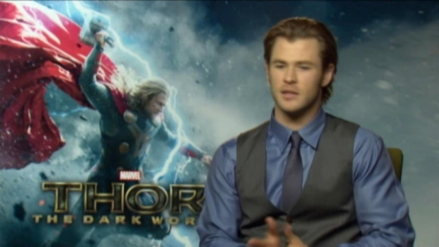 [PHI] Chris Hemsworth Talks Thor: The Dark World