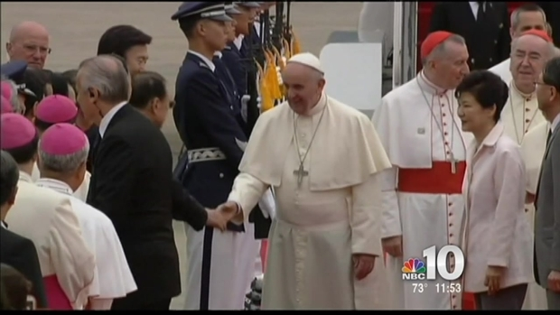 [PHI] Pope Francis Coming to Town?