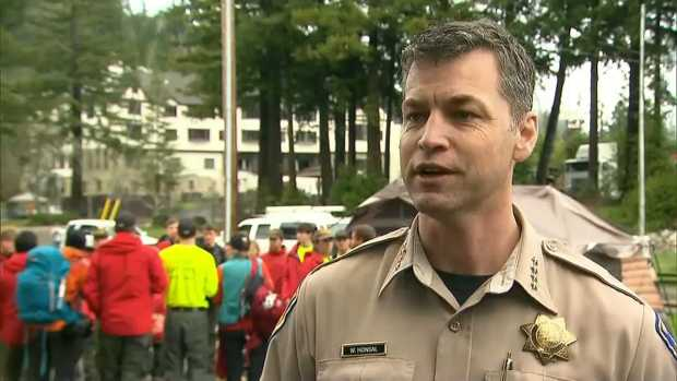 [NATL-BAY] RAW: Sheriff Describes How Young Sisters Survived in Woods