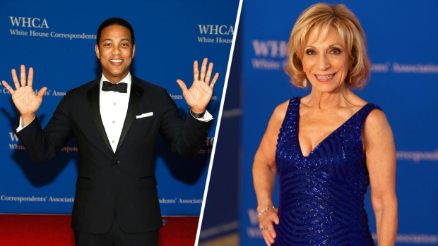 [NATL]PHOTOS: Press, Politicos Come Together for White House Correspondents' Dinner