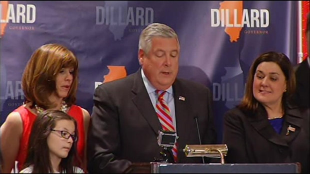 """[CHI] Dillard: """"Another Very, Very, Very Close Election"""""""