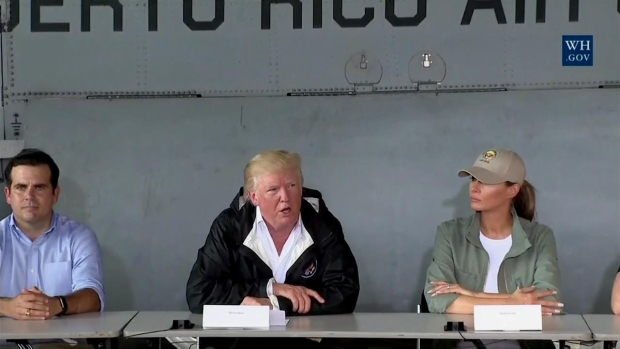 [NATL-NY] 'You've Thrown Our Budget Out of Whack': Trump to PR