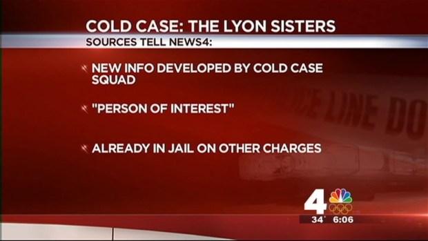 [DC] Possible Break in Lyon Sisters Cold Case