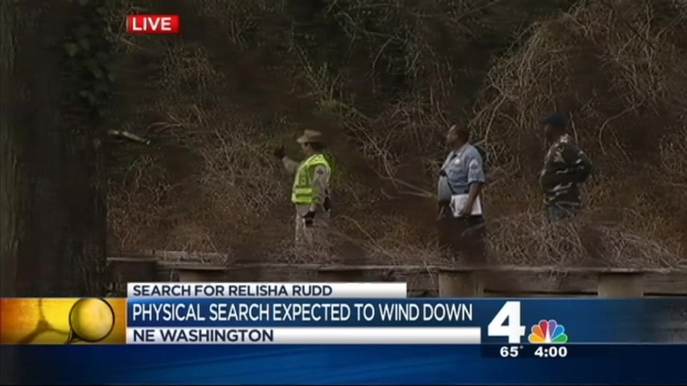 [DC] Search of D.C. Park for Missing Girl Wraps Up