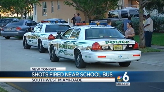 [MI] Boy, 15, Fired Gunshots in Air After Girlfriend Had Altercation on School Bus: Miami-Dade Police