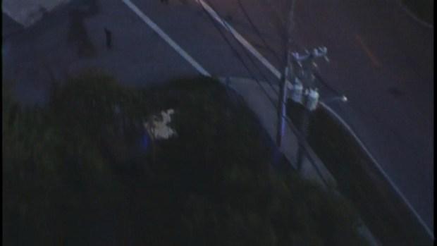 [MI] RAW VIDEO: High School Student Shot Near Watkins Elementary in Pembroke Park