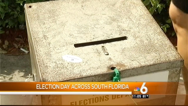[MI] Polls Open for Election Day 2013 in Miami-Dade