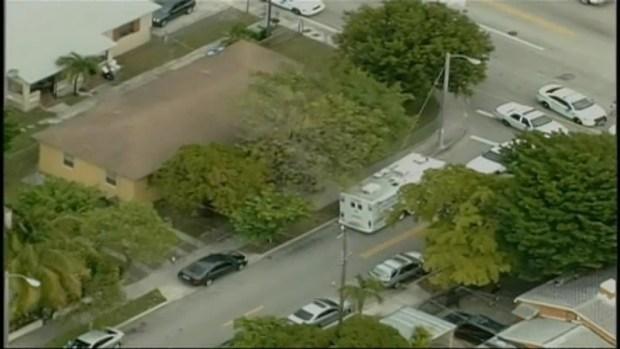 [MI] RAW VIDEO: Man Shot and Killed in Miami