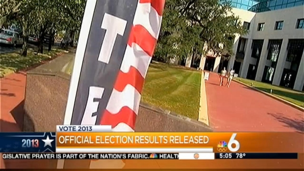 [MI] Miami, Miami Beach Mayor Among Races Decided on Election Day 2013 in Miami-Dade