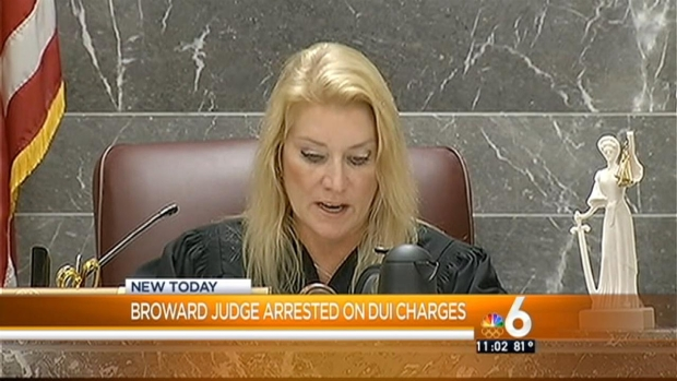 [MI] Broward Judge Arrested for DUI