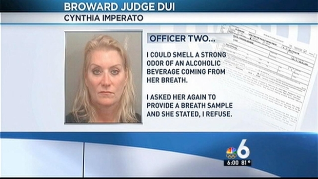 [MI] Broward Circuit Judge Cynthia Imperato Arrested for DUI