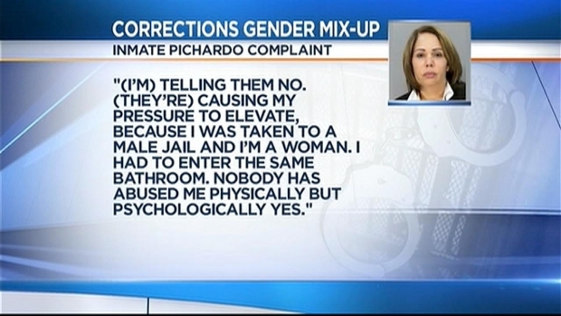 [MI] Woman Says She Was Mistakenly Jailed With Men