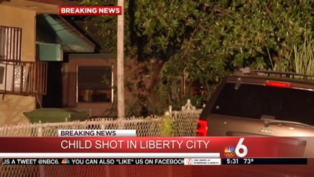 [MI] Boy, 9, Shot in Face in Liberty City