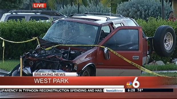 [MI] Truck Slams Into Motel in West Park