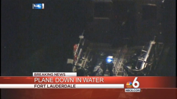 [MI] 2 Bodies Found After Small Plane Crash in Atlantic Off Fort Lauderdale: Authorities
