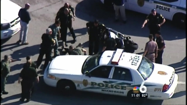 [MI] Motorcycle Chase Ends in Northwest Miami-Dade