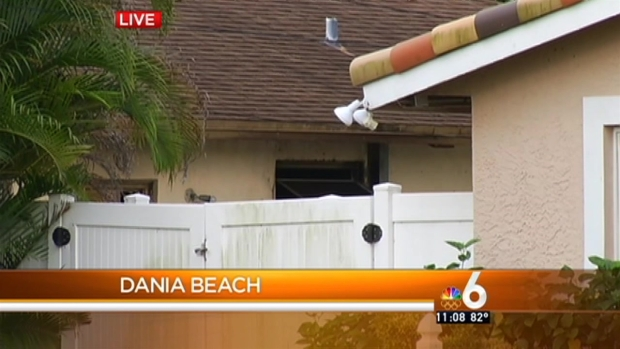 [MI] One Found Dead in Dania Beach Home Fire